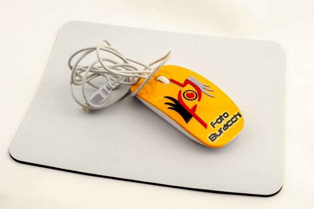 Stampa Mouse e mousepad
